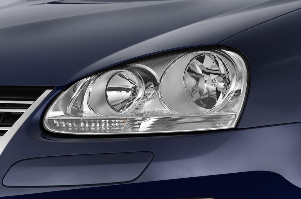 VW Golf - Kombi (2007 - 2009) 5 Türen Scheinwerfer