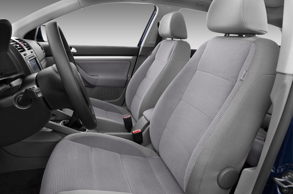 VW Golf - Kombi (2007 - 2009) 5 Türen Vordersitze