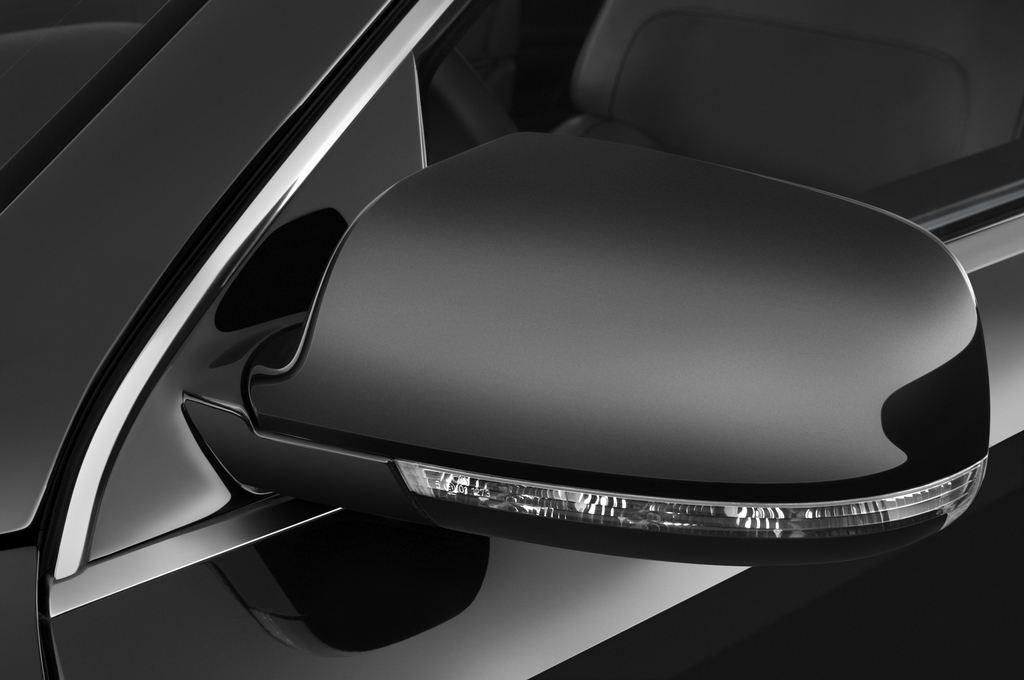 VW Phaeton - Limousine (2002 - 2016) 4 Türen Außenspiegel