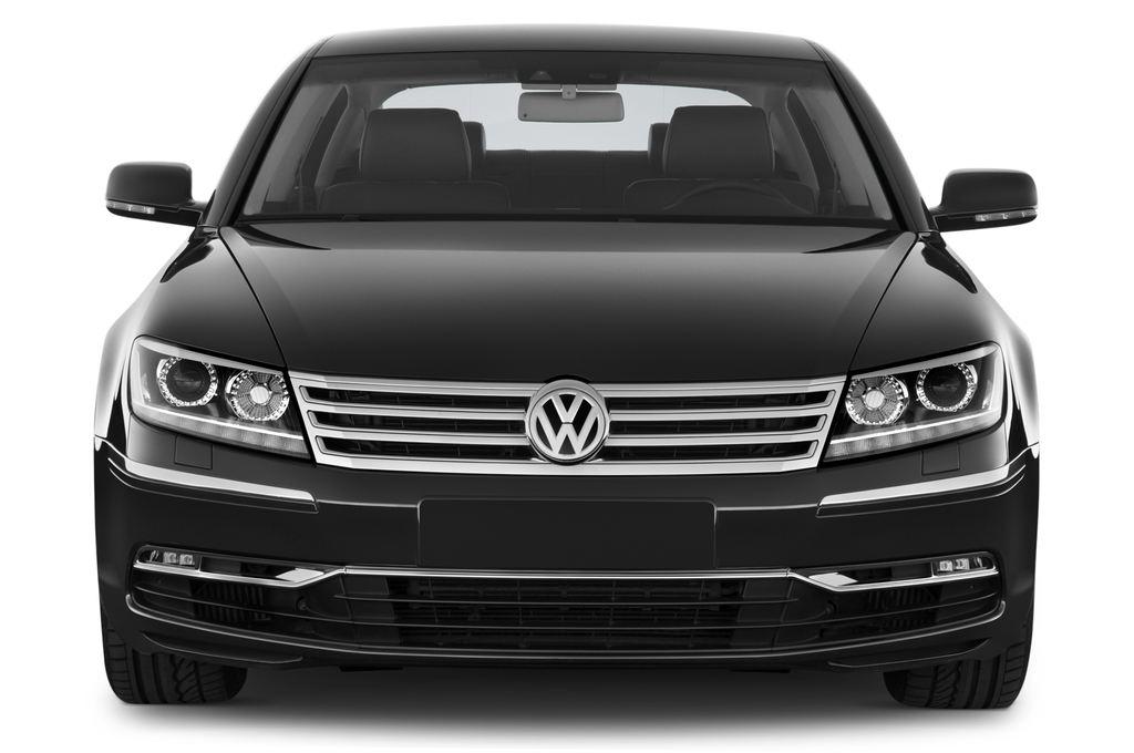VW Phaeton - Limousine (2002 - 2016) 4 Türen Frontansicht