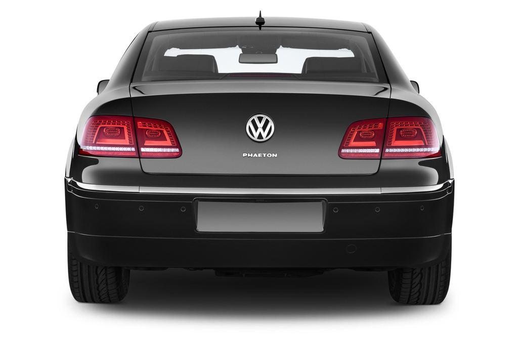VW Phaeton V6 Limousine (2002 - 2016) 4 Türen Heckansicht