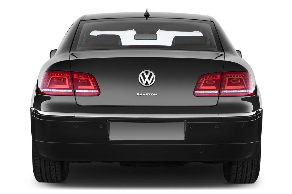 VW Phaeton - Limousine (2002 - 2016) 4 Türen Heckansicht