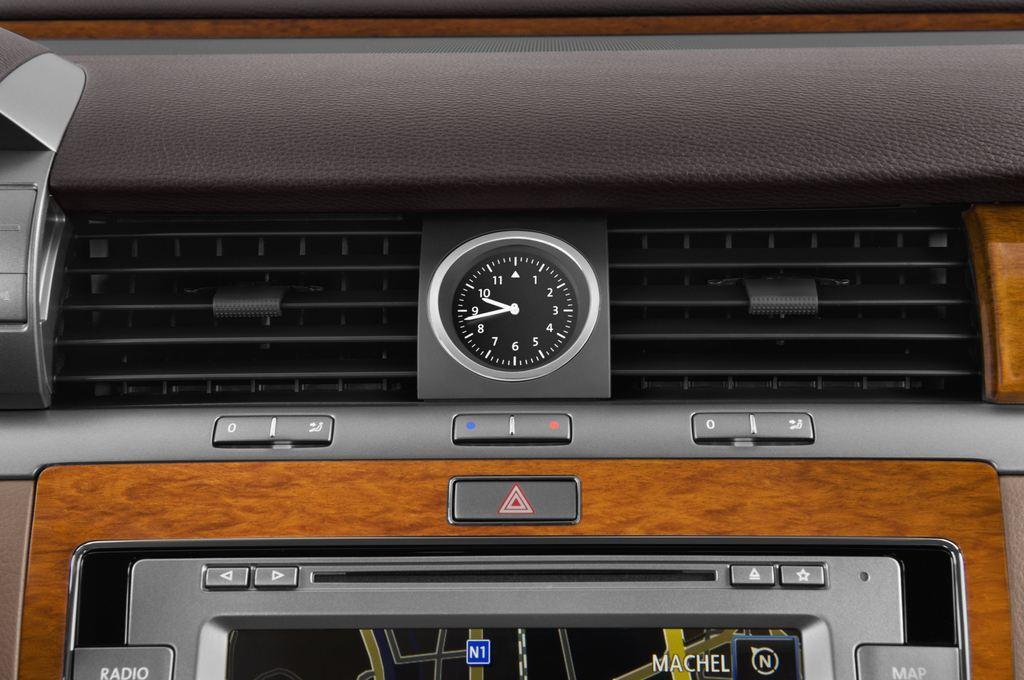 VW Phaeton V6 Limousine (2002 - 2016) 4 Türen Lüftung
