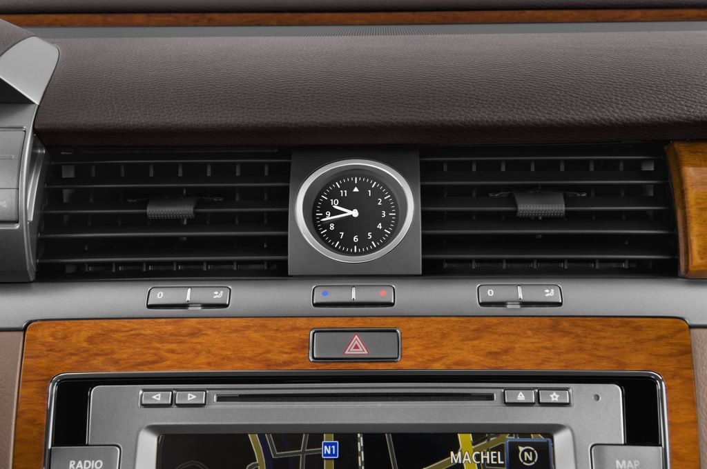 VW Phaeton - Limousine (2002 - 2016) 4 Türen Lüftung
