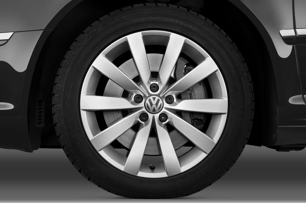VW Phaeton V6 Limousine (2002 - 2016) 4 Türen Reifen und Felge