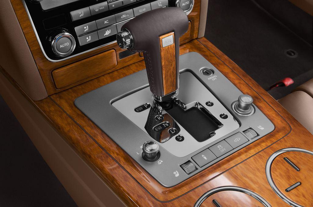 VW Phaeton V6 Limousine (2002 - 2016) 4 Türen Schalthebel