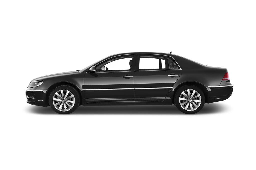 VW Phaeton V6 Limousine (2002 - 2016) 4 Türen Seitenansicht