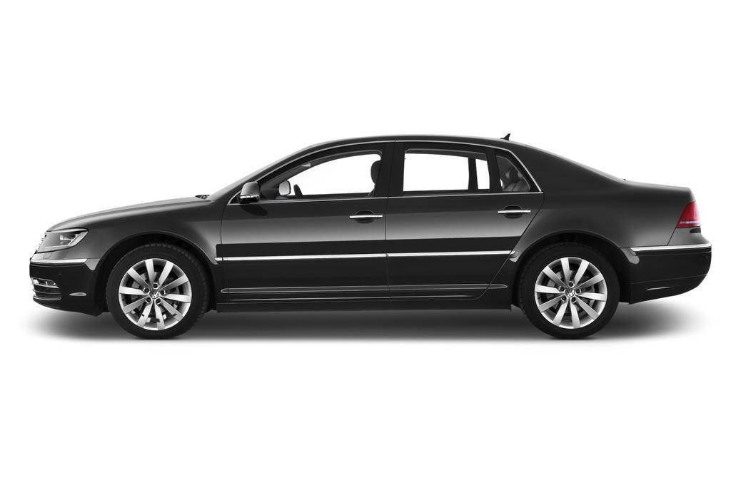 VW Phaeton - Limousine (2002 - 2016) 4 Türen Seitenansicht