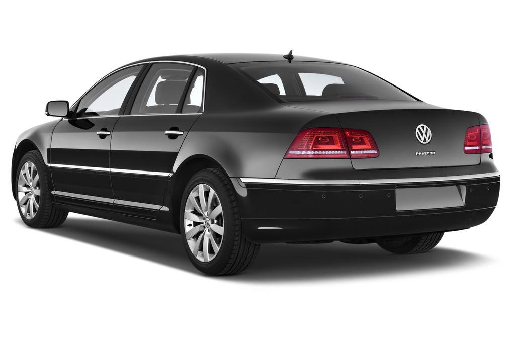 VW Phaeton - Limousine (2002 - 2016) 4 Türen seitlich hinten