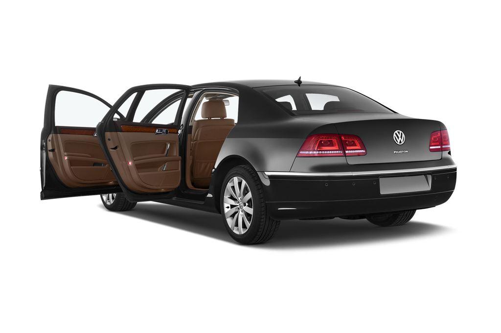 VW Phaeton V6 Limousine (2002 - 2016) 4 Türen Tür geöffnet