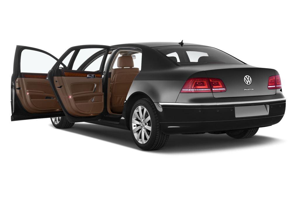VW Phaeton - Limousine (2002 - 2016) 4 Türen Tür geöffnet