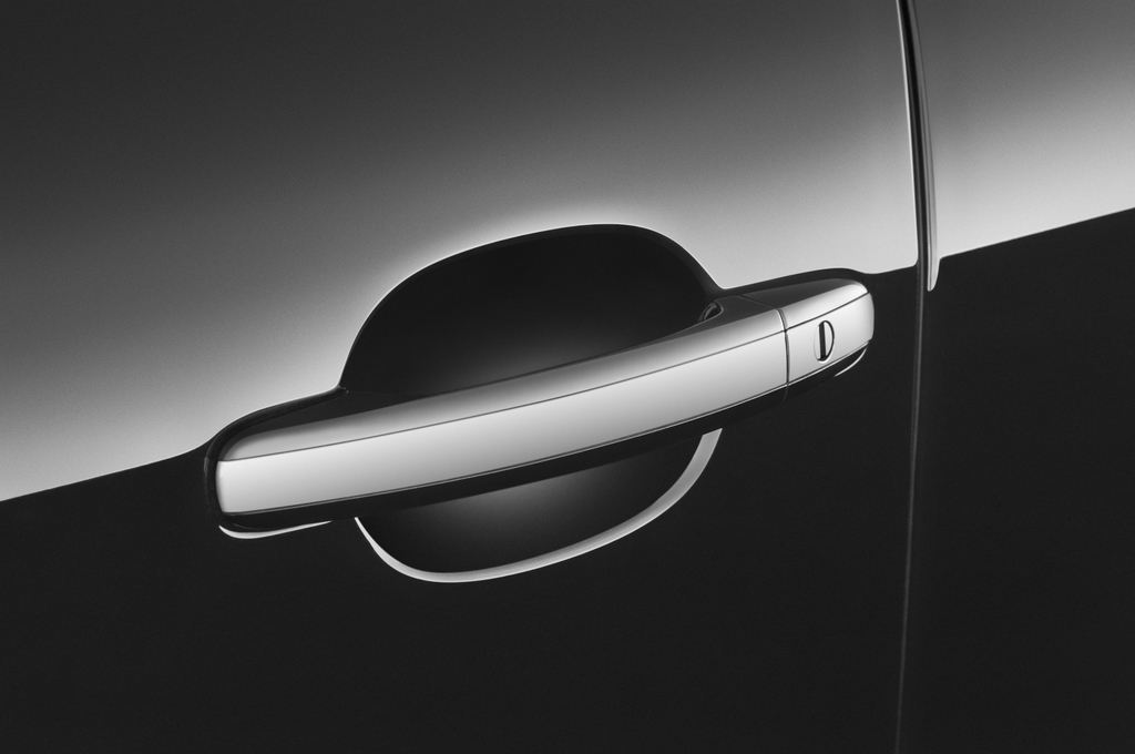 VW Phaeton - Limousine (2002 - 2016) 4 Türen Türgriff