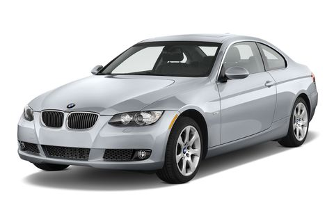 BMW 325i Coupe 218 PS 2007 2010 E90