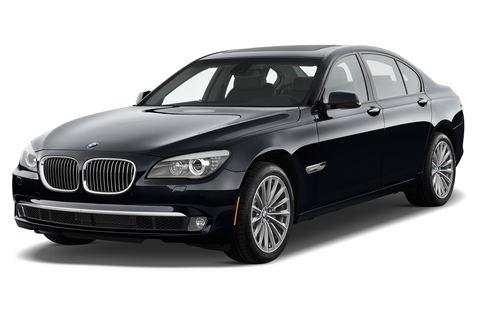 BMW 740i 320 PS Limousine 2012 2015