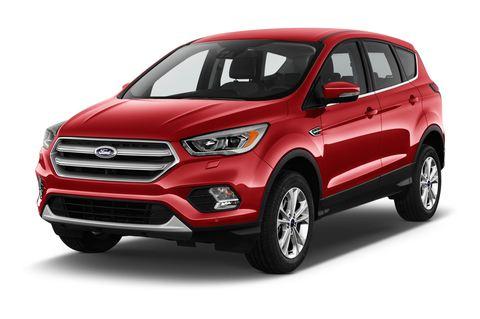 Ford Kuga 20 TDCi 4x4 180 PS Geschlossen Seit 2016