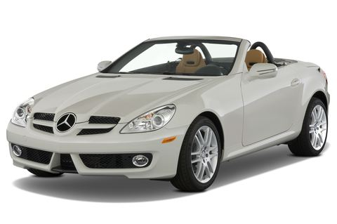 testberichte und erfahrungen mercedes benz slk 200. Black Bedroom Furniture Sets. Home Design Ideas