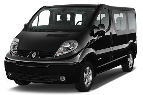 Testberichte und Erfahrungen: Renault Trafic 1.9 dCi, 100 PS Kombi ...