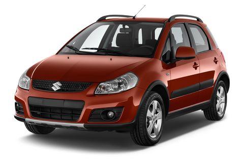 Testberichte und Erfahrungen: Suzuki SX4 1.6 VVT, 107 PS Limousine ...