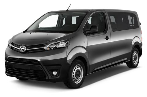 toyota proace transporter 2016 heute tests. Black Bedroom Furniture Sets. Home Design Ideas