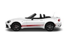 Abarth 124 - Cabrio (2016 - heute) 2 Türen Seitenansicht