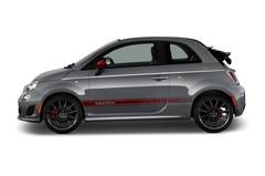 Abarth 500 - Cabrio (2008 - heute) 2 Türen Seitenansicht