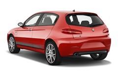 Alfa Romeo 147 - Kompaktklasse (2000 - 2010) 5 Türen seitlich hinten