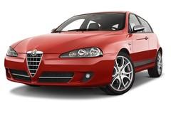 Alfa Romeo 147 - Kompaktklasse (2000 - 2010) 5 Türen seitlich vorne mit Felge