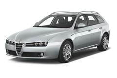 Alfa Romeo 159 - Kombi (2005 - 2011) 5 Türen seitlich vorne