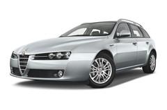 Alfa Romeo 159 - Kombi (2005 - 2011) 5 Türen seitlich vorne mit Felge