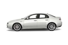 Alfa Romeo 159 - Limousine (2005 - 2011) 4 Türen Seitenansicht