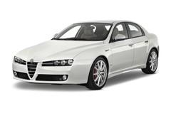Alfa Romeo 159 - Limousine (2005 - 2011) 4 Türen seitlich vorne