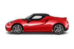 Alfa Romeo 4C - Cabrio (2013 - heute) 2 Türen Seitenansicht