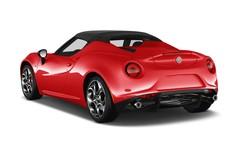Alfa Romeo 4C - Cabrio (2013 - heute) 2 Türen seitlich hinten