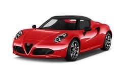 Alfa Romeo 4C - Cabrio (2013 - heute) 2 Türen seitlich vorne