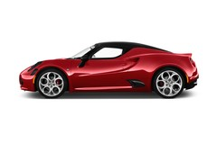 Alfa Romeo 4C - Coupé (2013 - heute) 2 Türen Seitenansicht