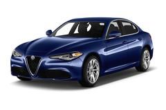 Alfa Romeo Giulia Super Limousine (2015 - heute) 4 Türen seitlich vorne