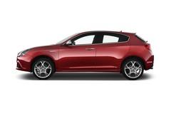 Alfa Romeo Giulietta Distinctive Limousine (2010 - heute) 5 Türen Seitenansicht