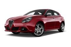 Alfa Romeo Giulietta Distinctive Limousine (2010 - heute) 5 Türen seitlich vorne mit Felge