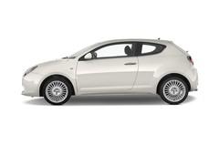Alfa Romeo MiTo Distinctive Kleinwagen (2008 - heute) 3 Türen Seitenansicht