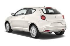Alfa Romeo MiTo Distinctive Kleinwagen (2008 - heute) 3 Türen seitlich hinten