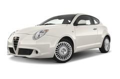 Alfa Romeo MiTo Distinctive Kleinwagen (2008 - heute) 3 Türen seitlich vorne mit Felge