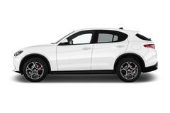 Alfa Romeo Stelvio - SUV (2017 - heute) 5 Türen Seitenansicht