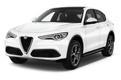 Alfa Romeo Stelvio - SUV (2017 - heute) 5 Türen seitlich vorne