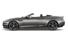 Aston Martin DBS - Cabrio (2007 - 2013) 2 Türen Seitenansicht