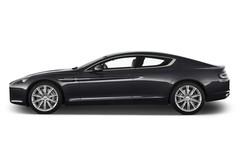 Aston Martin Rapide Luxury Limousine (2009 - heute) 5 Türen Seitenansicht