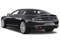 Aston Martin Rapide Luxury Limousine (2009 - heute) 5 Türen seitlich hinten