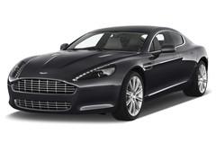 Aston Martin Rapide Luxury Limousine (2009 - heute) 5 Türen seitlich vorne