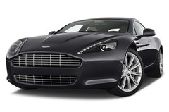 Aston Martin Rapide Luxury Limousine (2009 - heute) 5 Türen seitlich vorne mit Felge