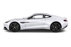 Aston Martin Vanquish - Coupé (2012 - heute) 2 Türen Seitenansicht