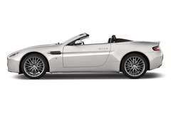 Aston Martin Vantage - Cabrio (2007 - heute) 2 Türen Seitenansicht